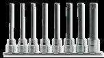 Koken 3/8dr. TORX Bit Set, RS3025/8-L100R