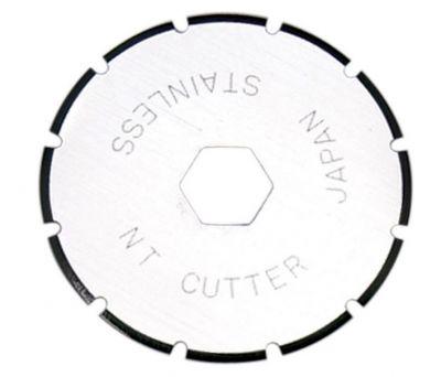 NT Cutter Skip Cut Blade, BS-28P (2 Blade Pack)