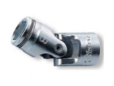 Koken 1/4dr. Nut Grip Universal Socket 10mm, 2441M-10