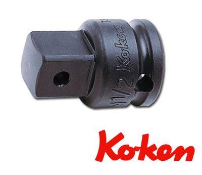 Koken 3/8-1/2dr Impact Adapter, 13344A