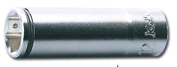 Koken 3/8dr. Deep Nut-Grip Socket, 8mm, 3350M-8