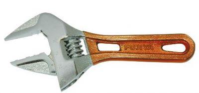 Fujiya Short Adjustable Wrench, FLS-32G