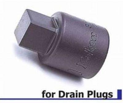 Koken Drain Plug Socket, 4110M-13