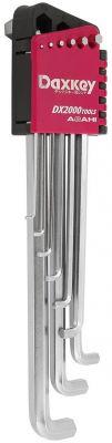 Asahi, Long (Short Arm) Hex Key Set, DYS0910