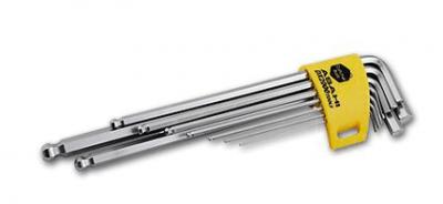 Asahi 9pc Hex Key Set, AQKS910