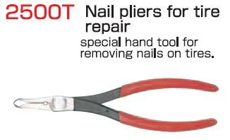 Merry Nail Pliers, 2500-T