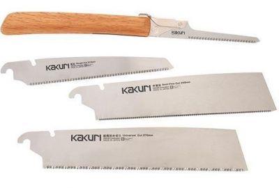 Kakuri Fine Cut Saw Set, Standard, 520-203