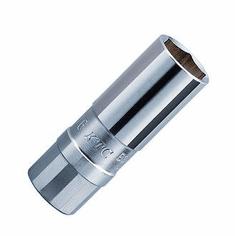 KTC Spark Plug Socket, 3/8dr. 13mm, Model B3A-13P
