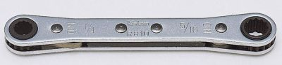 Koken 1/4x5/16 Dogbone Wrench, R810-1/4x5/16