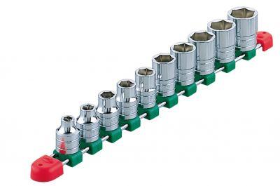 KTC 1/2dr. 10 pc. Metric Socket Set, TB410E